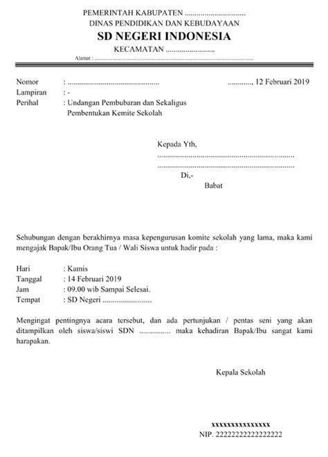Contoh Surat Mandat Saksi Pilkada Suratmenyurat Net