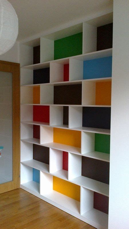 bookshelf marvellous colored bookcase bookshelves for
