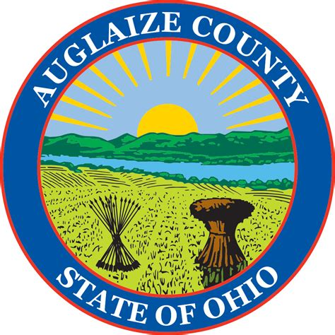 Auglaize County Records File Seal Of Auglaize County Ohio Svg