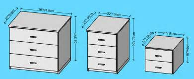 nightstand height bedside tables types and measurements