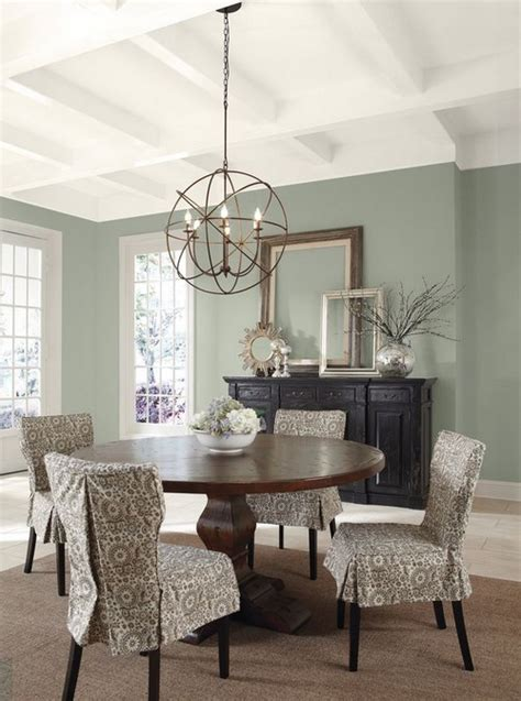 Sherwin Williams Dining Room Colors by 20 Beautiful Dining Rooms Messagenote