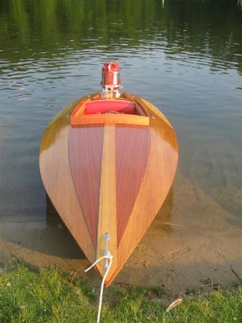 Handmade Boats - custom wood boat for the of the water wood boats