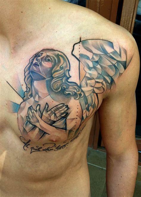 angel tattoo lettering tattoo foto gallery marie kraus ideatattoo