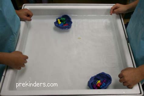 how to make a boat ark noah s ark building a boat that floats prekinders
