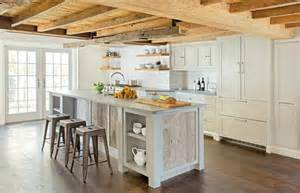 modern farmhouse lighting with rustic wood beam id lights