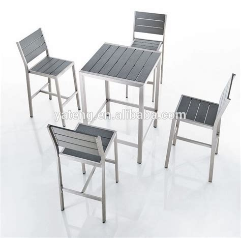 Modern Dining Table Sets Cheap Anodized Aluminum Frame Ourdoor Furniture Cheap Modern Dining Table Set With 6 Chairs Buy