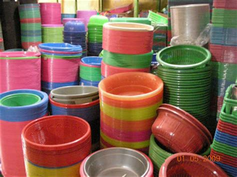 Mangkok Plastik Tanggung 14 Cm perabotplastik