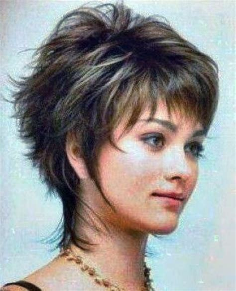 long shaggy haircuts for women over 40 short shaggy hairstyles for women images