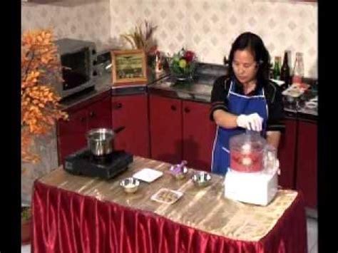 membuat roti dengan food processor cara membuat bakso dengan magic blender food processor