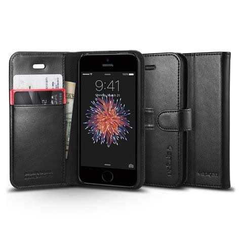 Wallet Iphone 5 5s spigen 174 wallet s 041cs20191 iphone se 5s 5