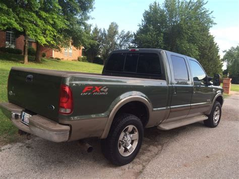 ford f250 king ranch for sale 2004 ford f 250 duty crew cab king ranch 6 0 diesel