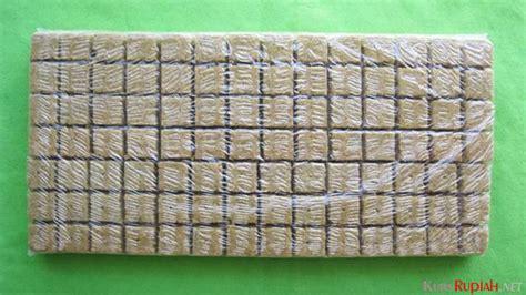 Jual Rockwool Cultilene Murah digunakan petani hidroponik di eropa harga rockwool
