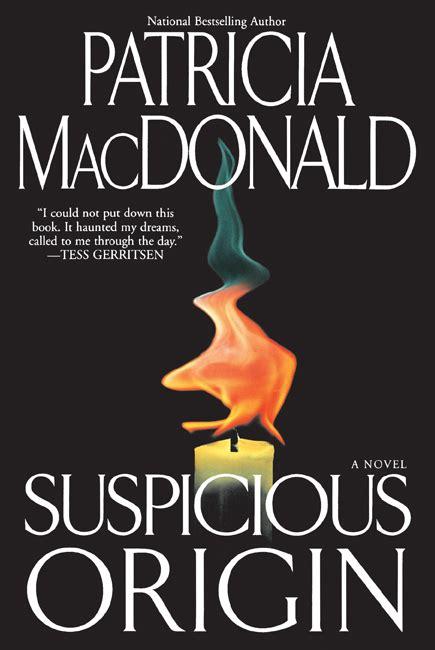 suspicious ebook suspicious origin book by macdonald official
