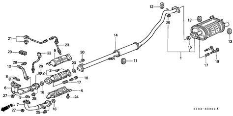2001 honda crv parts diagram 2001 honda crv parts diagram periodic diagrams science