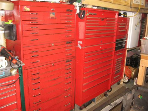 snap on tool storage cabinets vintage mac and snap on toolboxes from late 70 s to early