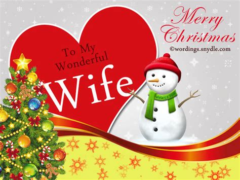 christmas messages  wife wordings  messages