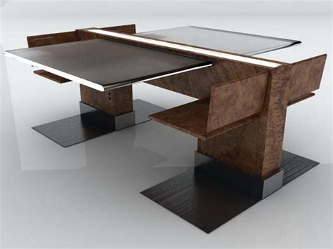 odd shaped dining tables furniture creative plywood and glass dining table with
