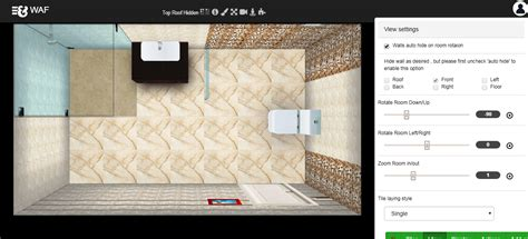 tile pattern visualizer wall and floor 3d tile visualizer and bathroom design