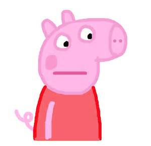 you peppa pig peppa pig by enophano on deviantart
