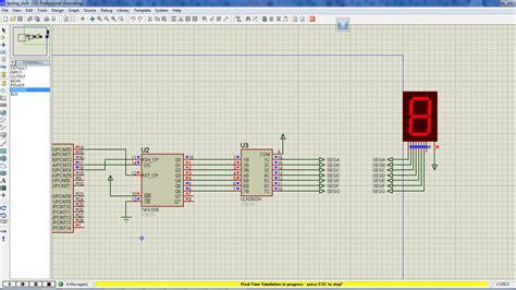 how to use resistor in proteus driver uln2003 to 7 segment behaviour in proteus electrical engineering stack exchange