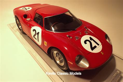ferrari classic models ferrari 250lm 1 8 scale by javan smith 187 revilo classic