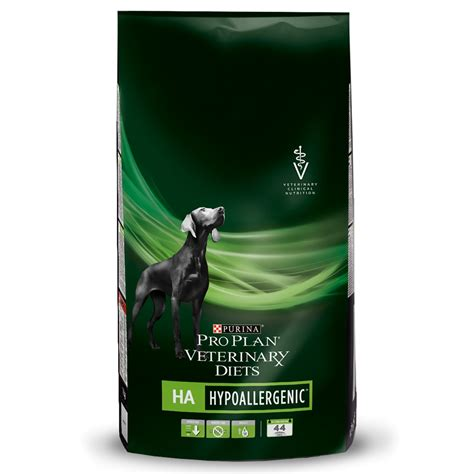 is purina a food pro plan veterinary diets canine ha hypoallergenic food