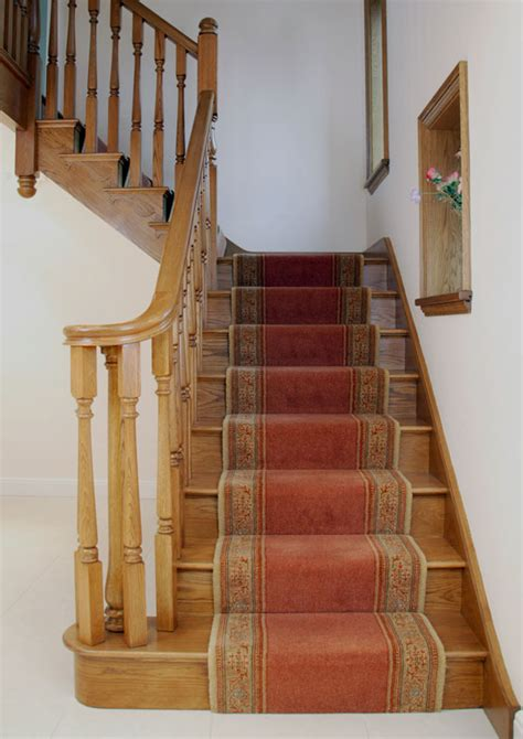 New Staircase Oak Staircase Before And After