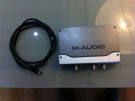 Firewire Speakers by M Audio Firewire Image 946225 Audiofanzine