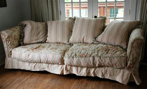 sew sofa cover sewing tips for slipcovers