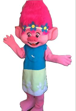 kid birthday party character mascot costume rental