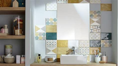 Dalle Pvc Adhesive 1376 rev 234 tement salle de bains carrelage parquet peinture