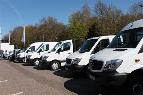 mercedes showroom exterior mercedes vans outdoor display3 commercial vehicle dealer