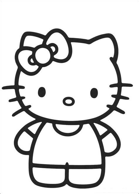 be cute como se colocan las u 241 as de porcelana o acrilico kleurplaten en zo 187 kleurplaten van hello kitty