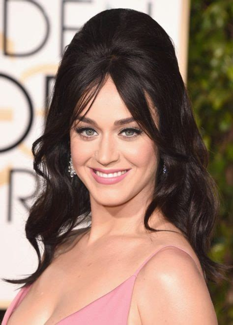 bumbed up bobs 18 katy perry hairstyles inspiration to copy this year