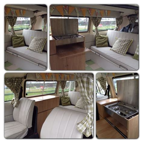 volkswagen kombi interior best 46 kombi interiors images on pinterest other