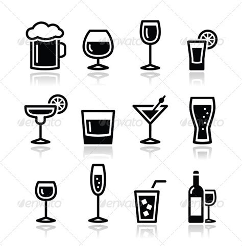drink svg food and beverage icon 187 tinkytyler org stock photos