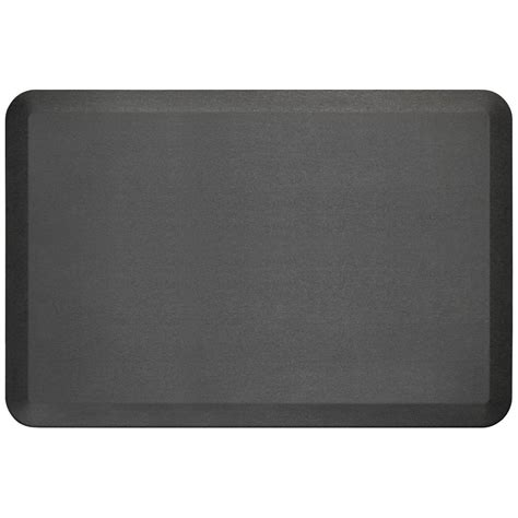 Pro Comfort Mat by Newlife Pro Grade Brushed Midnight 24 In X 36 In Comfort