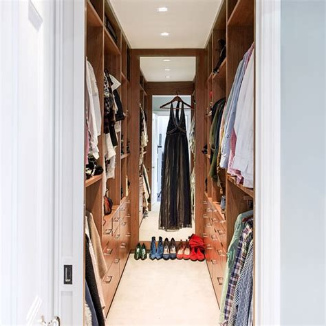 walk in wardrobe be inspired by a luxurious and