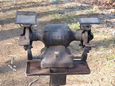 vintage bench grinder for sale thor bench grinder