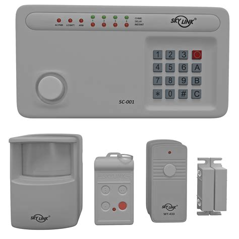 3d wireless alarm skylink sc 1000