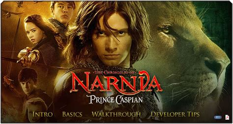 film narnia in romana the chronicles of narnia prince caspian xbox360