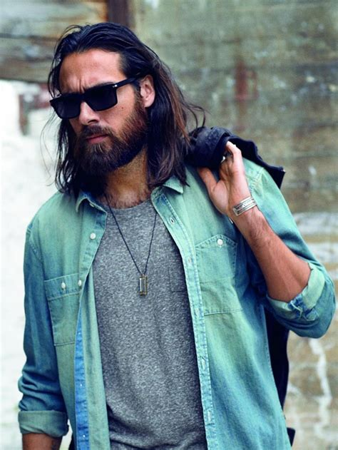 men s look with a long beard for my groom pinterest 234 best images about men style tattoo beards long hair