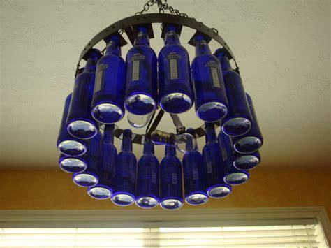 Bottle Chandelier Kit Belgianbeerblog Creative With Beer Chandeliers