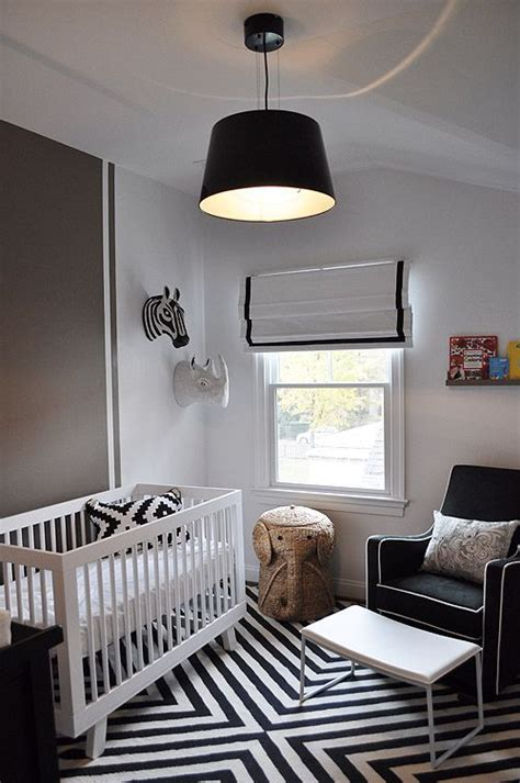 White And Black Crib by 25 Best Ideas About Black White Nursery On