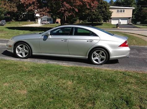 transmission control 2009 mercedes benz cls class free book repair manuals buy used 2009 mercedes benz cls550 base sedan 4 door 5 5l amg package and low miles in broomall