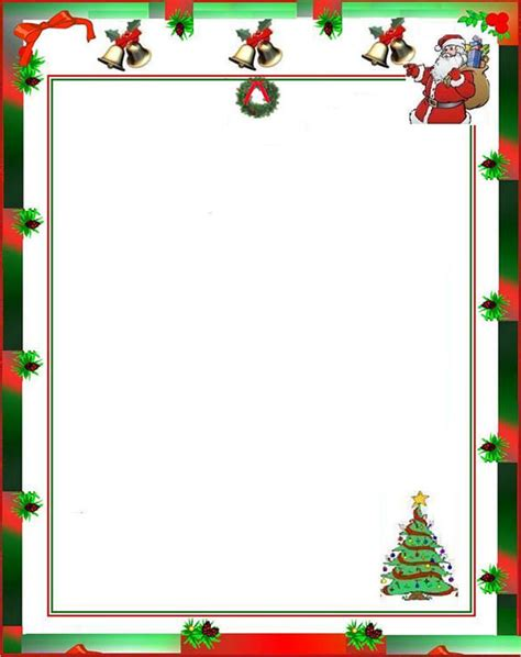 printable xmas letter template 15 christmas paper templates free word pdf jpeg