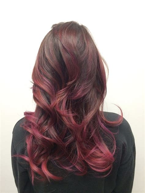 pravana rose gold hair color 17 best images about hairdos on pinterest violets