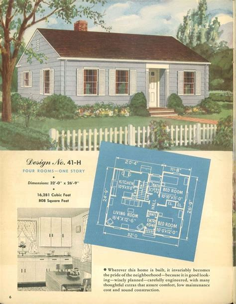small retro house plans 347 best vintage house plans 1940s images on pinterest