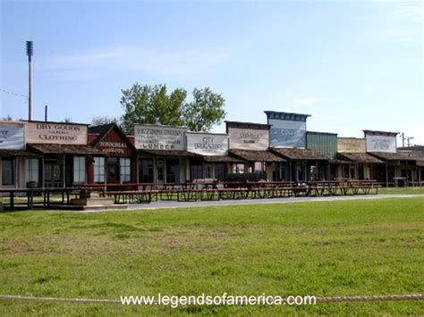 Dodge City the branch saloon in dodge city kansas