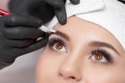 eyebrow tattoo chicago chicago microblading 3d eyebrow tattoos in chicago